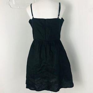 Reformation Dresses - Reformation Velma Sleeveless FrontButton Minidress